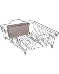 Winter Shopping Deals on Steel Dish Drying Rack Threshold Neutral