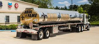 100 Hall Trucking Haul Of Fame Transport Louisiana Fuel Hauling