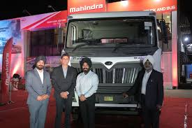 New Dealership: Mahindra Truck And Bus Division Opens New Dealership ...