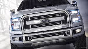 2013 Ford Atlas Concept - Grill | HD Wallpaper #11