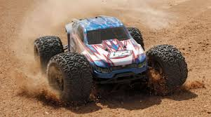 1/8 LST XXL2-E RTR Electric 4WD Monster Truck With AVC™ Technology ...