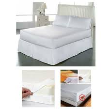 Dust Mite Bed Covers twin mattress cover image of twin xl mattress topper back pain