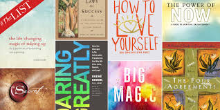 TheLIST 11 Self Help Books For An Enlightened Outlook