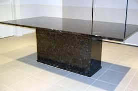 Antique Brown Granite Table 1