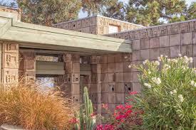 100 Millard House Ii Freeman Frank Lloyd Wright In Los Angeles