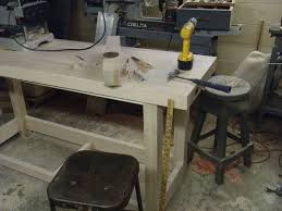 work bench 6 how tall is your work bench by gpastor