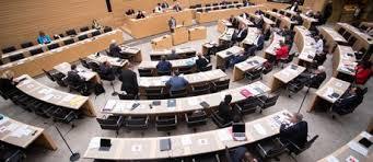 Landtag Baden Württemberg Konsequenz Aus Amthor Affäre Lobbyregister Für Landtag In