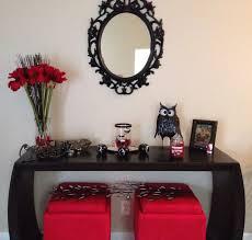 black decor back in black home decorating ideas adorable home