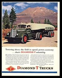 Original 1947 Diamond Tanker Trucks Chicago Collectible Vintage Art ... Navistar 1964 Ad Intertional Harvester Pickup Truck Chicago Hauling Loading Showrooms Fagan Trailer First Shown At The Century Of Progress Semi For Sale Craigslist Top A Price 2015 Prostar With Cummins Isx 450hp Engine History My 1959 Ihc Bc150 Trucks Stock Photos 1936 606 S Michigan Ave Buffalo Road Imports Okosh 3000 Airport Fire Truck Fire Intertional Used Truck Center Of Indianapolis Used