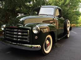 1953 GMC 100 Pickup Half-ton | Pickups Panels & Vans (Original ... The Classic 1954 Chevy Truck The Picture Speaks For It Self Chevrolet Advance Design Wikipedia 10 Vintage Pickups Under 12000 Drive Tci Eeering 51959 Suspension 4link Leaf Rare 5window 1953 Gmc Vintage Truck Sale Sale Classiccarscom Cc968187 Trucks Of 40s Customer Cars And Pickup Classics On Autotrader 1949 Chevy Related Pictures Pick Up Custom 78796 Mcg