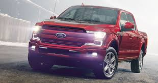 100 New Ford Pickup Truck Redesigns Its Bestselling F150 Pickup For 2018