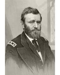 Ulysses S Grant 1822 To 1885 Union General In American Civil War And 18Th President Of