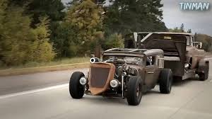 100 Rat Rod Semi Truck Tinman II Kustoms Highway Roller WildTorquey Facebook