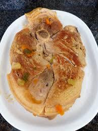 cuisiner la rouelle de porc rouelle de porc en cocotte philandcocuisine