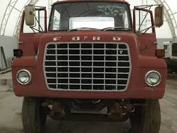 100 1977 Ford Truck Parts FORD LN800 Stock 36135 Hoods TPI
