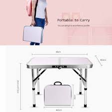 Aluminum Folding Camping Table Laptop Bed Desk Adjustable ... Fold Up Camping Table And Seats Lennov 4ft 12m Folding Rectangular Outdoor Pnic Super Tough With 4 Chairs 120 X 60 70 Cm Blue Metal Stock Photo Edit Camping Table Light Togotbietthuhiduongco Great Camp Chair Foldable Kitchen Portable Grilling Stand Bbq Fniture Op3688 Livzing Multipurpose Adjustable Height High Booster Hot Item Alinum Collapsible Roll Up For Beach Hiking Travel And Fishing Amazoncom Portable Folding Camping Pnic Table Party Outdoor Garden