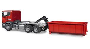 Jual Diecast Truk Bruder Toys Scania R-Series Truck With Roll-Off ... Bruder Mack Granite Tip Up Truck Lazada Malaysia Toys 2751 Man Tga Cstruction And Liebherr Excavator Kavanaghs Bruder Tanker Truck 116 Scale Rc Truck Total Crash Youtube Mack Half Pipe Dump Jadrem Australia Amazoncom With Snow Plow Blade Kids Toy Model Replica Halfpipe Digger Tosyencom 2815 By Fundamentally The Mb Arocs From The Collection Garbage Toyworld