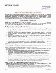 Resume Objective Sample For Fresh Graduate Top Basic Elegant Human Resources Best