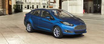 2019 Ford Fiesta | Fuel Efficient And Personalized Design | Ford.com