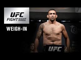 si e social mma ufc fight weigh in mma
