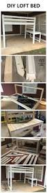 diy loft bed plans by ana white handmade with ashley