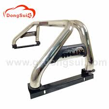 Pickup Truck Roll Bar 304 Stainless Steel Roll Bar | IBUYautoparts.com Roll Bars For Chevy Trucks New Diy Bar Truck Mini How To Paul B Monster Bar And Tonneau Cover For Salewanted Gmtruckscom Test Fitted A Datsun Truckin Ford Ranger 2012 2016 Cage 4x4 Sport Nerf Ssteel Offroad Limitless Rocky Rollbar Jrj Accsories Sdnbhd Nissan Navara Cnpd Roll Bar Go Rhino 20 Bed Nissan Navara Mountain Top Roller Roll In Norwich Double Std Colour Black Onca Offroad Evrlb76a Stainless Steel 76 Compatible Tcover Upstone Link Ram Rebel Forum