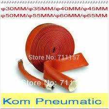 de verre 45mm 35mm 45mm 65mm 10kv 1200c câble fil isolation ignifuge en