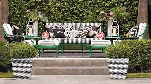 Smith And Hawkins Patio Furniture Cushions by Furniture Frontgate Outdoor Furniture With Black And White