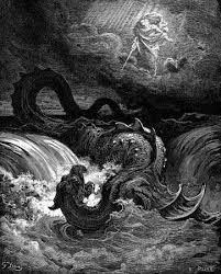 Dore Gustave Destruction Of Leviathan