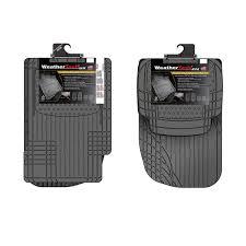 100 Truck Floor Mat WeatherTech 4piece TrimtoFit Car S