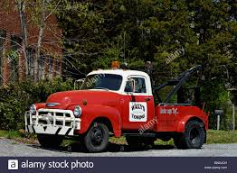 100 Tow Truck Services Vintage Beside Wallys Service Station In Downtown Mount
