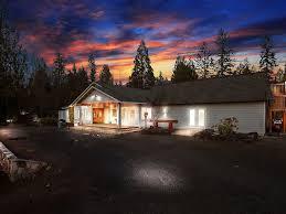 Beautiful Christmas Tree Farm Arlington Snohomish County Washington
