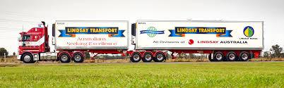 100 Refrigerated Trucking Companies Lindsay Transport Lindsay Australia