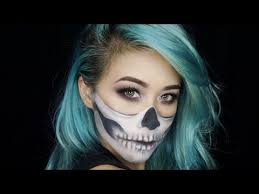 Halloween Half Mask Makeup by 37 Best Halloween Images On Pinterest Halloween Labels Diy