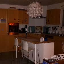 cuisine blanche pas cher lovely cuisine blanche avec ilot central 4 cuisine leicht et