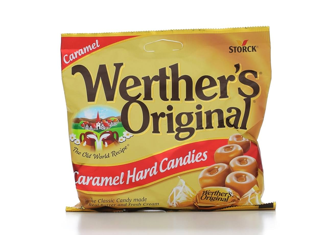 Werther's Original Hard Candies - 5.5 Oz