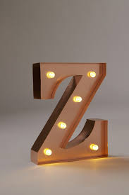 Midi Marquee Letter Lights 16cm