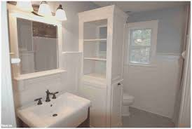 White Bathroom Wall Cabinets With Glass Doors by Bathroom Cabinets Flummery Freestanding Bathroom Storage