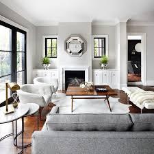 Light Gray Walls Living Room 7 Austin Terrace Transitional Living