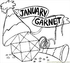 Free Printable January Coloring Pages 27532