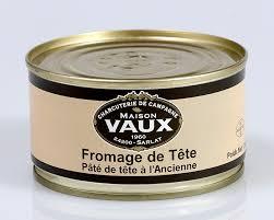 pate de tete de porc maison fromage de tête pâté de tête à l ancienne le porc français