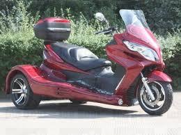 CMS 300cc ZODIAC 3 Wheel Trike