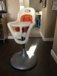 Boon Pedestal High Chair **priced To Sell** Final Price Before Bringing To  Consignment Boon Flair Pneumatic Pedestal Highchair White Orange Chair Fashionable Classic Stokke High Sale With Capvating Luxury 30 Unique Tray Best Of Awesome Reviews With Lift Pinkwhite Discontinued By Manufacturer Bangkokfoodietourcom Stylish Easytoclean Chairs Kitchn Boon Pedestal High Chair