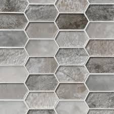 Thassos White Cecily 2x2 Hexagon Marble Mosaic Tile SMOTCECILY