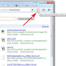 chrome downloads extension chrome fans