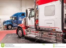 Kenworth International Lonestar Truck Editorial Photography - Image ...