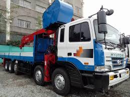 19 Tonner Boom Truck For Sale, Quezon City