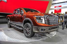 Refreshing Or Revolting: 2016 Nissan Titan - Motor Trend 2016 Nissan Titan Xd 10 Things You Need To Know Autotraderca Warrior Concept Truck Canada 2017 King Cab Expands Pickup Truck Range Drive Arabia Longterm Update Haulin Roadshow 4x2 Pickup Test Review Car And Driver Trucks Van Nuys Commercial Vehicle Dealer Gas First The Causing A Shake Up In Segment Look Single Testdriventv New Near Sacramento Future Of Roseville Preowned 2011 Sv In Calgary 30053 House