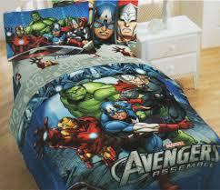 Bape Bed Sheets by Amazon Com 3pc Marvel Comics Avengers Twin Bedding Set Superhero