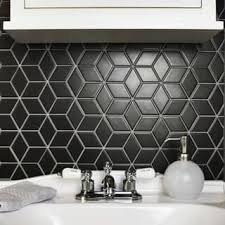 black tile for less overstock